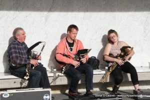Cork Pipers Club at Culture Night 2016